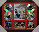 DIXIE CHICKS CD SIGNED FRAMED MEMORABILIA LIMITED EDITION