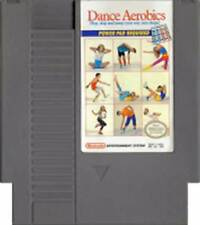 Dance Aerobics - NES Nintendo Power Pad Game