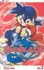 Beyblade, Vol. 3, Aoki, Takao, 1591167051, Book, Good