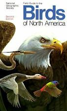 Field Guide to the Birds of North America, Second Edition, National Geographic S