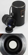 135MM F 2.8 FOR MINOLTA W/FRONT AND REAR CAPS AND CASE