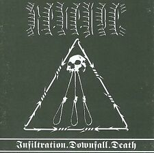 Revenge ‎– Infiltration.Downfall.Death (CD, 2008) Black/Death Metal, NEW