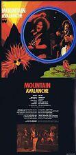 """Mountain """"Avalanche"""" 1974! Letztes 70er-Album der Band bei CBS! Nagelneue CD!"""