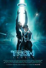 "TRON LEGACY : 27""x40"" movie BANNER vinyl poster HI-RES"