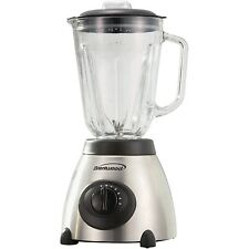 Brentwood JB-800 Classic Stainless Steel 5 Speed Blender