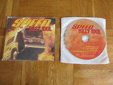 BILLY IDOL Speed 1994 GERMANY CD single extended + Rebel Yell Acoustic