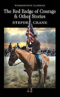 Stephen Crane The Red Badge of Courage Very Good Book
