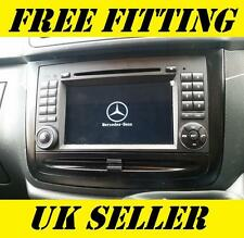 MERCEDES sat nav dvd player Android Bluetooth vito viano sprinter van gps radio