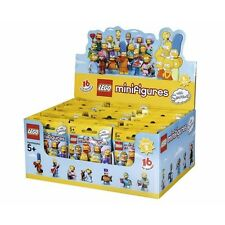 Lego Simpsons Minifigures Sealed Box of 60 Series 2 71009