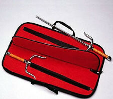 Sai Carrying Case Martial Arts Weapons Equipment for Demo Octogon or Round Sais