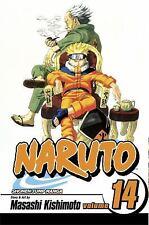 Naruto, Vol. 14: Hokage vs. Hokage!-ExLibrary
