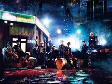 EXO Coming Over Japan First Limited CD+DVD+Photo card+Tower Records Post card