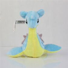 "Pokemon Center Lapras Plush Doll Collection Stuffed Animal Toy 8"" Gift US ship"