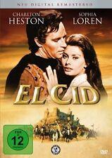 EL CID (Charlton Heston, Sophia Loren) NEU
