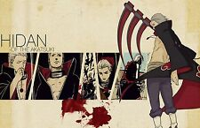 Akatsuki Hidan - Amazing 20 in X 30 in ( Huge Wall Poster )  - FAST SHIPPING