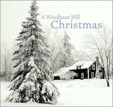 WINDHAM HILL CHRISTMAS / VARIOUS - CD - Sealed