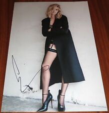 Sexy Emily Wickersham Signed 12x18 Ellie Bishop NCIS Exact Proof