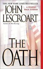 The Oath: Dimas Hardy #8 / Abe Glitsky - John Lescroart PB VGC Murder thriller
