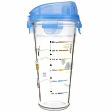Glasslock shaker glass food container PC 318 450ml