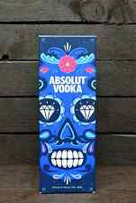 New Absolut vodka Dia de los Muertos/Day of the Dead BOX