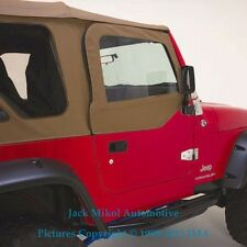 DEMO SPICE UPPER DOORS SKINS FRONT WINDOWS 97-06 JEEP WRANGLER