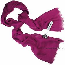 DKNY scarf - purple **SALE 35% OFF** 176 x 51cm/69 x 20 inch 100% authentic BNWT