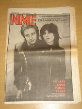 NME 1980 OCT 18 PRETENDERS JERRY DAMMERS POLICE KINKS