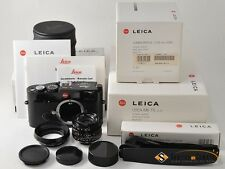 Leica M6 TTL 0.72 SUMMICRON 35mm F2 Black Paint Millennium [NEAR N] from JP(5175