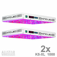 Kind LED K5 XL1000 Series Grow Light Full Spectrum Indoor Hydro Lighting - Lot 2