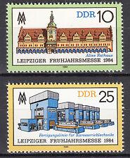 DDR 1984 Mi. Nr. 2862-2863 Postfrisch ** MNH