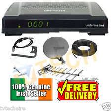 Free TV HD Combo Kit everything needed for Free HD Saorview UK TV Free Delivery