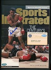 Muhammad Ali Signed 1965 Sports Illustrated Full Magazine Steiner COA AUTO