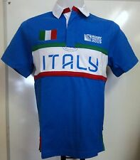 ITALY RWC 2015 S/S RUGBY JERSEY BY CANTERBURY SIZE XXL BRAND NEW WITH TAGS