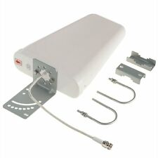 800-2500MHz 11DBi Wide Band Directional Antenna for 2G/3G/4G Wifi/WLAN