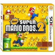 New Super Mario Bros 2 Game 3DS Brand New