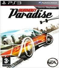 PS3 BURNOUT PARADISE PAL FORMAT EXCELLENT CONDITION