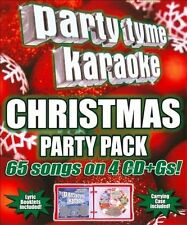 PARTY TYME KARAOKE-CHRISTMAS PARTYPK(65 CD NEW