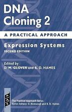 DNA Cloning: A Practical Approach Volume 2: Expression Systems