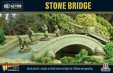 BOLT ACTION STONE BRIDGE PLASTIC BOXED SET WW2 MODELLING MINIATURE TERRAIN