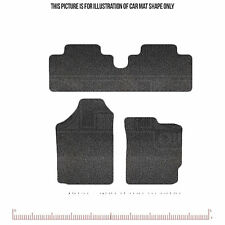 Toyota Yaris 2006 onwards Premium Tailored Car Mats set of 3