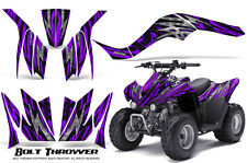 KAWASAKI KFX 90 2007-2012 GRAPHICS KIT CREATORX DECALS BOLT THROWER PR