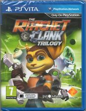 RATCHET ET CLANK: TRILOGY GAME PS Vita Sony ~ NEW / SEALED