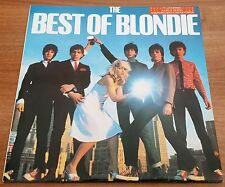 """BLONDIE - The Best Of - Vinyl 12"""" Album / LP  - Fold Out Poster - UK - CDL TV1"""