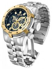 Men's  InvictA Reserve 11601 Yellow Gold TWO TONE BOLT Chronogpaph Swiss NEW