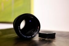 CARL ZEISS JENA MC telephoto 3.5/135 Red MC * T* coated 135mm M42  Sonnar lens