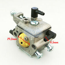 New Carburetor Fits Chinese Chainsaw 5200 4500 5800 52CC 45CC 58CC Timbertech