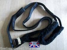 Eclipse Padded Crupper To Girth Black