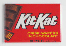 Kit Kat FRIDGE MAGNET (2.5 x 3.5 inches) chocolate bar candy sign