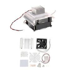 TEC1-12706 Heatsink Thermoelectric Cooler Peltier Cooling System Kit Module K9I7