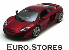 Minichamps McLaren MP4-12C-2011 Red Model Car 1:18 Limited Ed. Genuine New